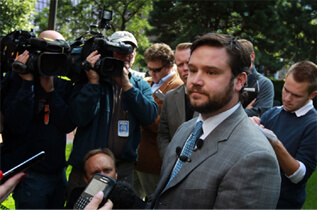 Chaska DWI Attorney Eric Nelson News Conference